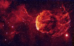 IC443 Jellyfish Nebual